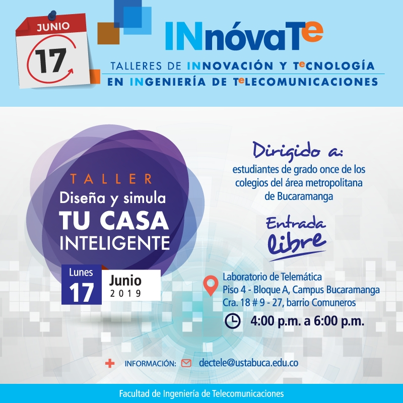 Talleres Innóvate 17 Junio