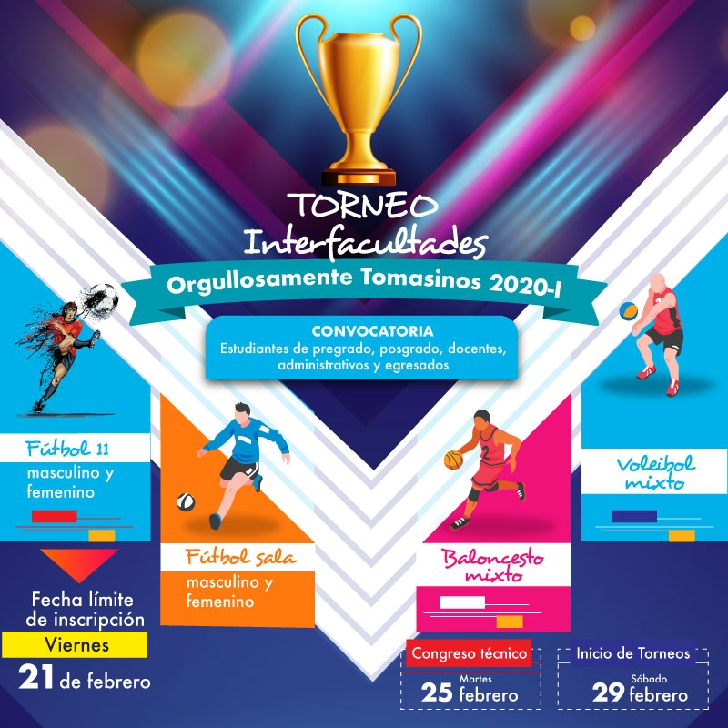 Torneo Interfacultades 2020-1