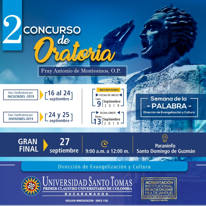 2do Concurso de Oratoria