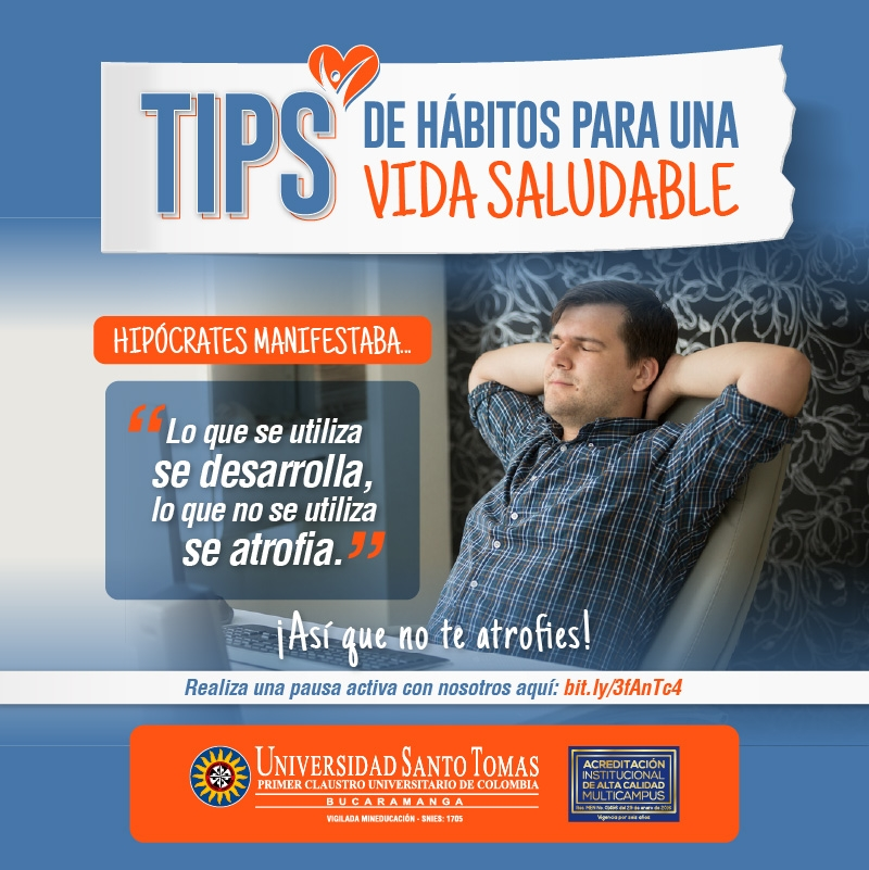 Tips Hábitos vida Saludable Sep 15