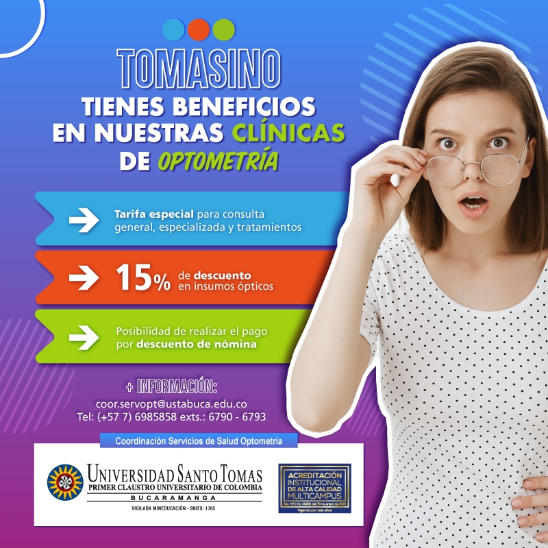 Beneficios Clínicas Optometría